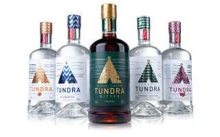 Водка «TUNDRA» (Тундра), виды