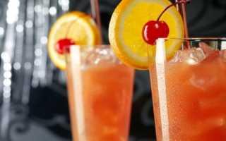 Алкогольный коктейль «Секс на пляже»: рецепт с фото