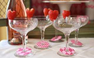 Алкогольный коктейль Saint Valentinе (Святой Валентин): рецепт с фото