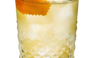 Алкогольный коктейль «Пенициллин»: рецепт с фото