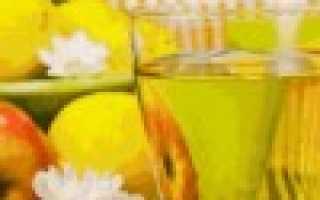 Рецепт настойки «Джин на бруснике»