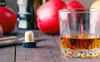 Алкогольный коктейль «Кленовое яблоко»: рецепт с фото