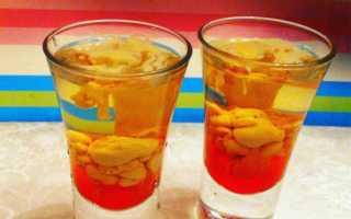 Алкогольный коктейль «Опухоль Мозга»: рецепт с фото