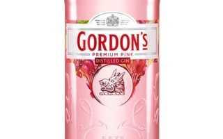 Джин Gordon's Premium Pink (Гордонс Премиум Пинк)