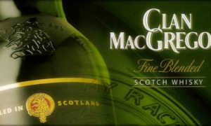 Виски «Клан МакГрегор»(Clan MacGregor)