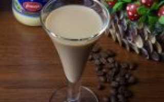 Простой рецепт какао ликёра со сгущёнкой