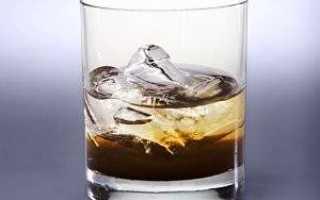 Алкогольный коктейль «Черный господин»: рецепт с фото