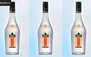 Ликёр Трипл Сек (Triple Sec) с чем и как его пить