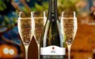 Как отличить настоящее шампанское Санто Стефано («Santo Stefano») от подделки?