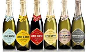 Как отличить настоящее шампанское «Виктор Дравиньи»(Victor Dravigny) Абрау-Дюрсо от подделки?