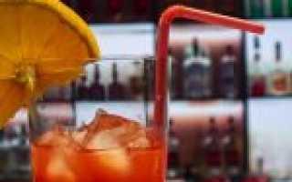 Алкогольный коктейль «Текила Санрайз»: рецепт с фото