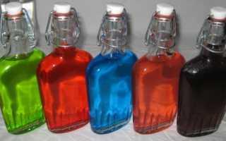 Рецепт карамельной водки
