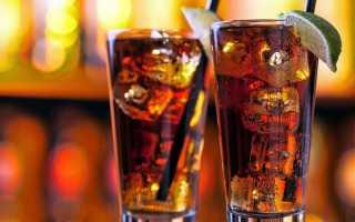 Алкогольный коктейль «Лонг Айленд Айс Ти»: рецепт с фото