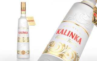 Как отличить подделку водки «Калинка» от оригинала?