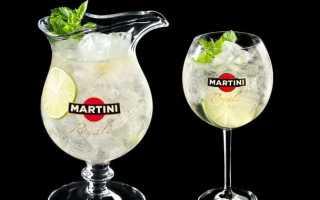 Алкогольный коктейль «MARTINI ROYALE» (Мартини Рояль): рецепт с фото