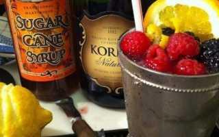 Алкогольный коктейль «Шампань»: рецепт с фото