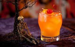 Алкогольный коктейль «Зомби»: рецепт с фото