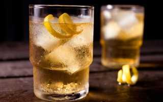 Алкогольный коктейль Хайбол: рецепт с фото