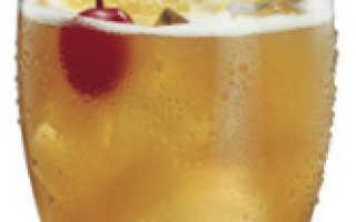 Алкогольный коктейль «Виски Сауэр»: рецепт с фото