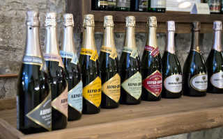 Как отличить подделку русского шампанского Абрау-Дюрсо от оригинала?