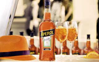 Как отличить оригинал ликёра Апероль (Aperol) от подделки?