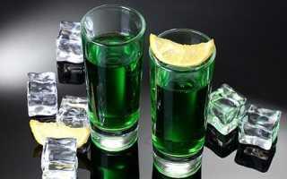 Алкогольный коктейль «Абсент Космо»: рецепт с фото