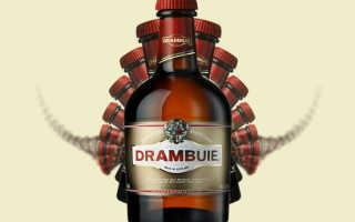 Как пить ликёр «Drambuie» (Драмбуи)?