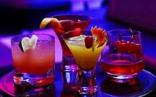 Алкогольный коктейль «Жидкий азот»: рецепт с фото