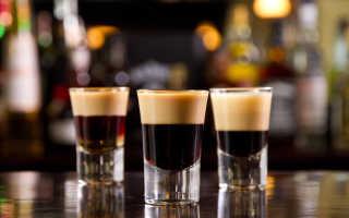 Алкогольный коктейль Би ту Би (B2B): рецепт с фото