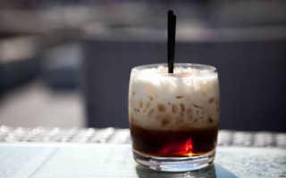 Алкогольный коктейль «Белый русский»: рецепт с фото