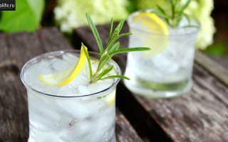 Алкогольный коктейль «Джин Физ»: рецепт с фото
