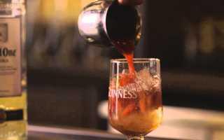 Алкогольный коктейль «Guinness Bloody Mary»: рецепт с фото