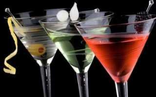 Алкогольный коктейль «Бьянко апельсин»: рецепт с фото