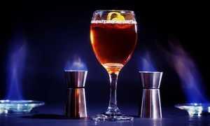 Алкогольный коктейль «Блю блэйзер»: рецепт с фото