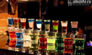 Алкогольный коктейль «Кокон»: рецепт с фото