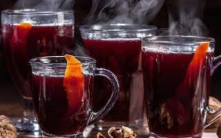 Алкогольный коктейль «Горячее золото»: рецепт с фото
