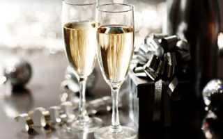 Шампанское «Предвкушение», виды