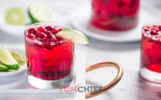 Алкогольный коктейль «Кейп Кодер»: рецепт с фото