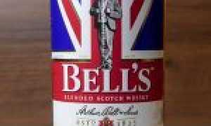 Виски Bell's (Беллс), виды