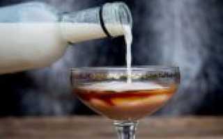 Алкогольный коктейль «Тирамису-Мартини»: рецепт с фото