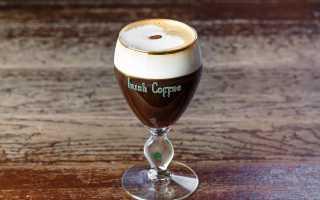 Алкогольный коктейль «Ирландский коктейль»: рецепт с фото
