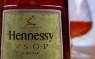 Домашний Хеннесси (Hennessy), настойка со вкусом коньяка Хеннесси