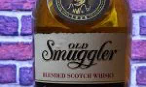 Виски «Old Smuggler» (Олд Смагглер)