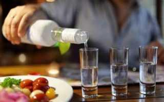 Как и где хранить водку, срок годности водки