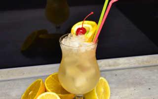 Алкогольный коктейль «Бичкомбер» (BEACHCOMBER): рецепт с фото