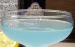 Алкогольный коктейль «Авиация»: рецепт с фото