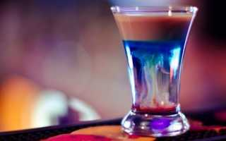 Алкогольный коктейль «Медуза»: рецепт с фото