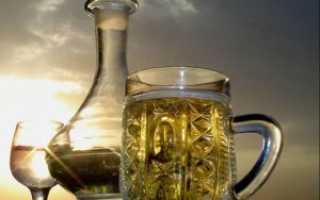 Алкогольный коктейль «Пиво-брют»: рецепт с фото