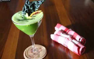 Алкогольный коктейль «Кузнечик»: рецепт с фото