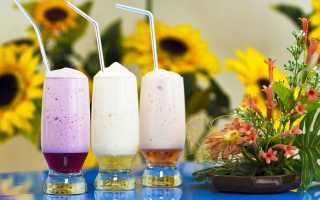 Кислородный коктейль с ромом: рецепт с фото